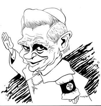 Joseph Alois Ratzinger - Benedictus XVI