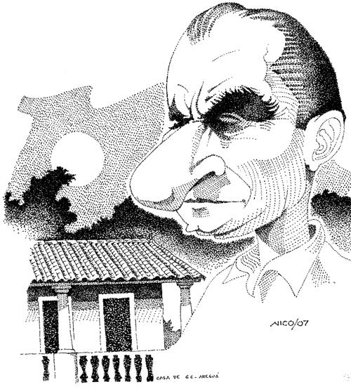 Gabriel Casaccia Bibolini 1907-1980