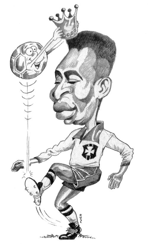 Edson Arantes do Nascimento (Pelé)