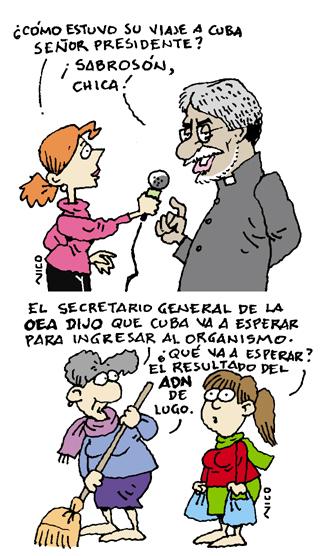 Lugo en cuba