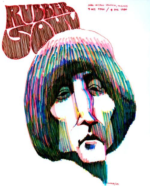 John W. Lennon 1940-1980