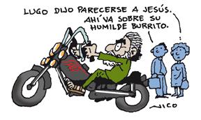 Lugo…tocayo de Jesús. (4/5)
