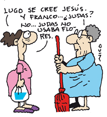 Lugo…tocayo de Jesús. (3/5)