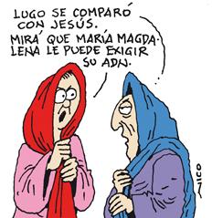 Lugo…tocayo de Jesús. (1/5)