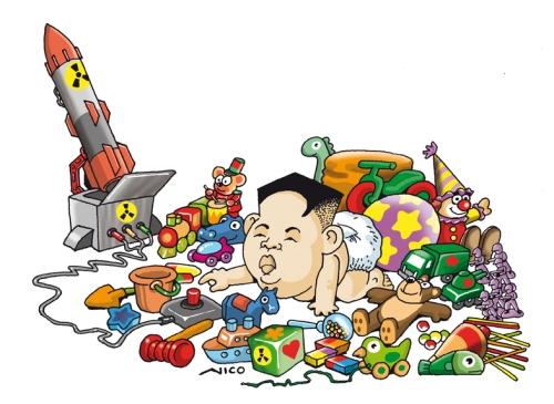 Kim Jong-Un..