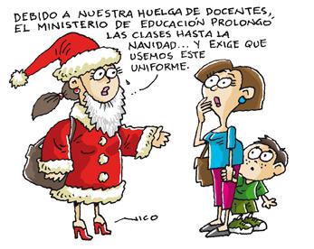 hasta navidad