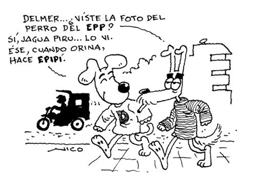 Perro del EPP