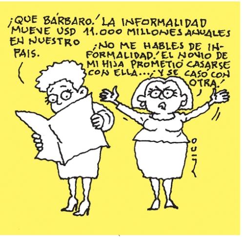informalidad