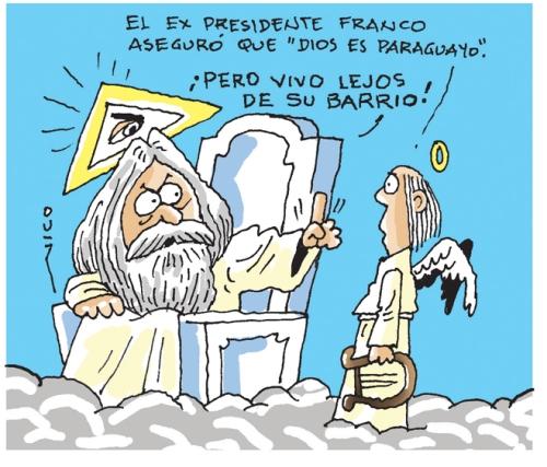 dios paraguayo