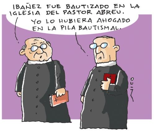 ibañes bautismo