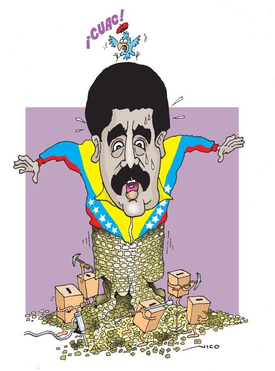 Maduro urnas