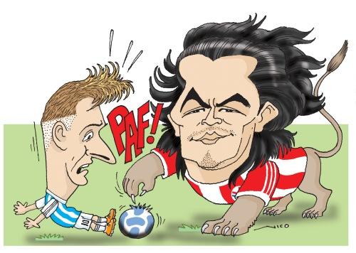 Haedo - Messi