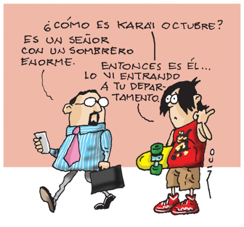 karai octubre