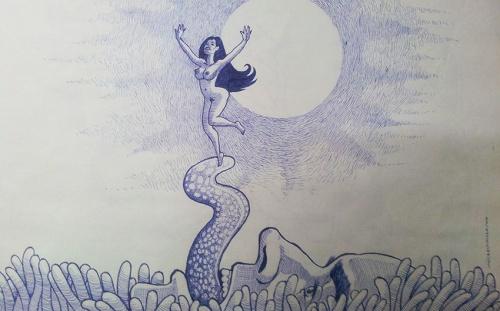 Afrodita y la danza del otoño