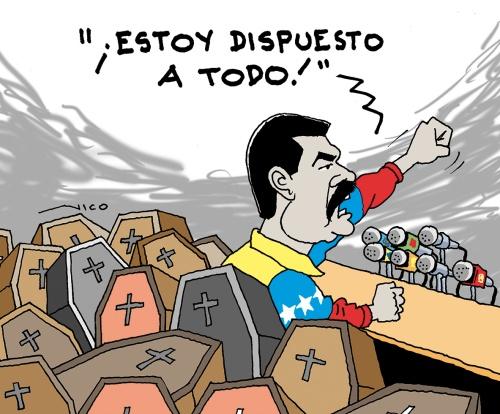 Maduro dispuesto
