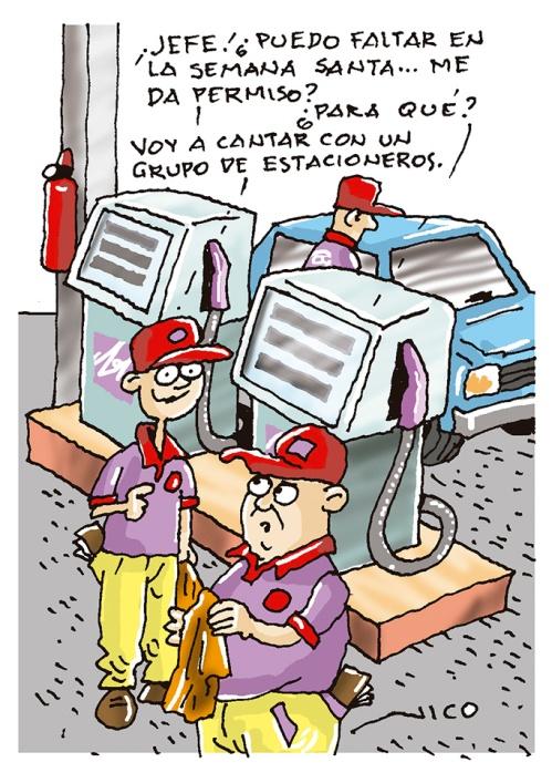 estacioneros