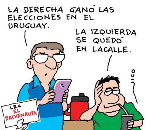 derecha uruguay