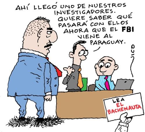 FBIi en el Paraguay
